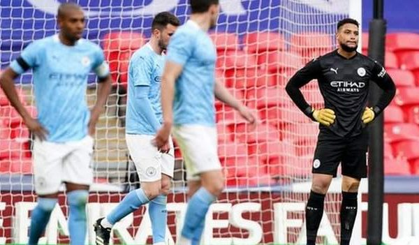 Manchester City were ripped off by VAR drama at the end of the game
