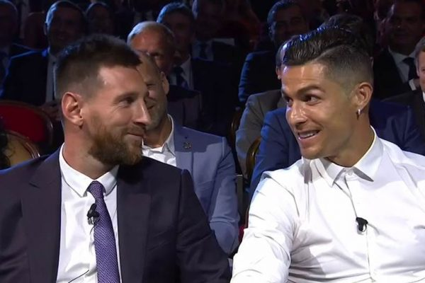 Who is the best Cristiano Ronaldo and Lionel Messi